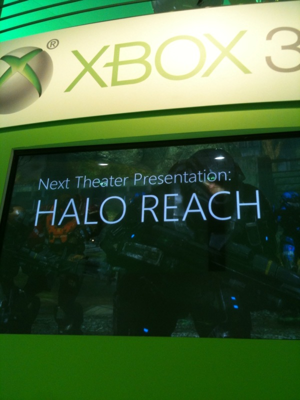 Halo Reach Video